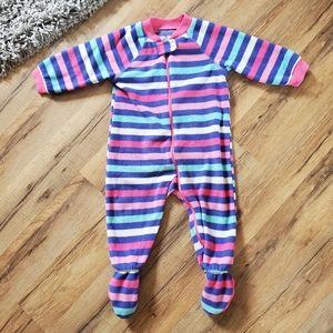 9-12 Month Footed Fleece Pajama
